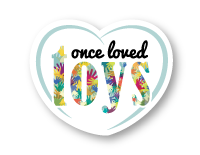 Once Loved Toys | Buy and Sell Gently Used and New Toys Logo